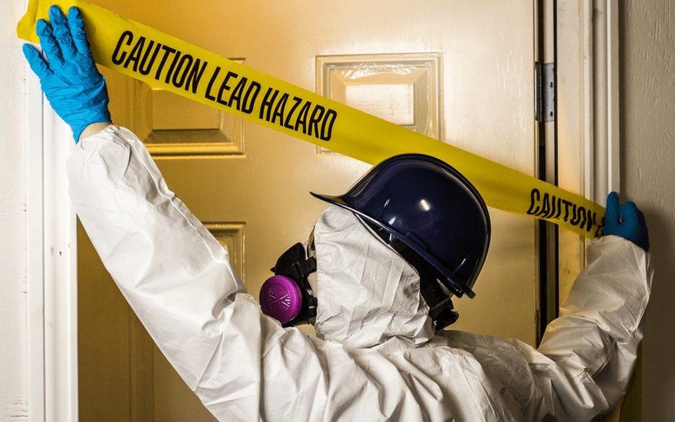lead abatement process