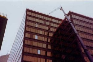 Gilbane Building Co. Fidelity Investments (Boston, Mass.) Project