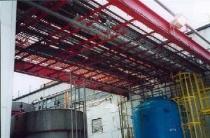 Witco Chemical Project