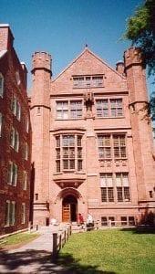 Yale University Linsley Chittenden Building